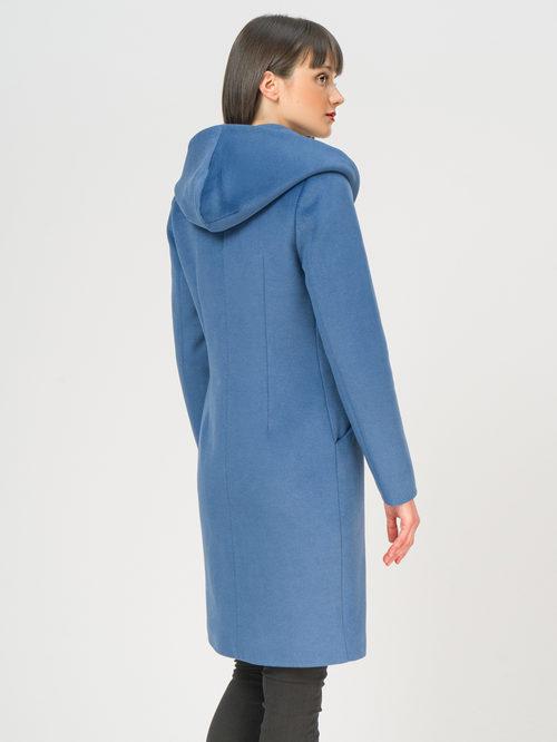 Текстильное пальто артикул 15109090/42 - фото 3