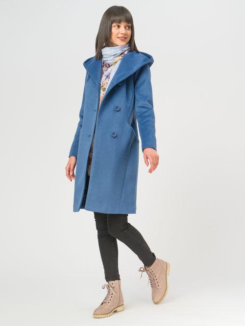 Текстильное пальто артикул 15109090/42
