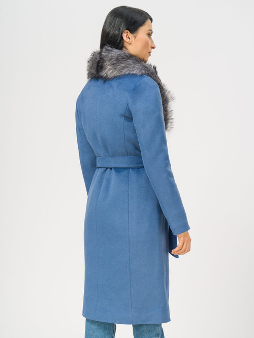 Текстильное пальто артикул 15109097/42 - фото 3