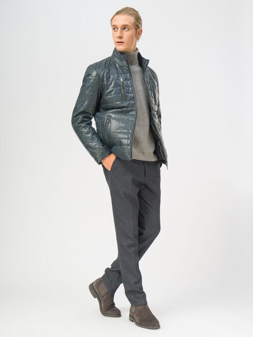 Кожаная куртка артикул 15109531/50