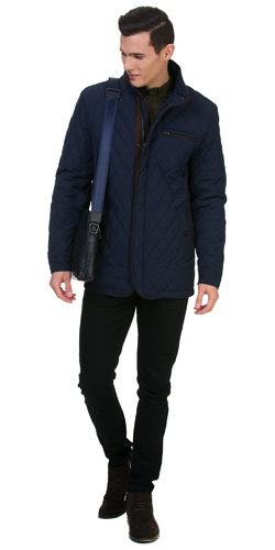 Ветровка текстиль, цвет синий, арт. 15700234  - цена 6990 руб.  - магазин TOTOGROUP