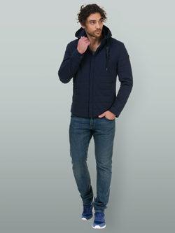 Ветровка текстиль, цвет синий, арт. 15700239  - цена 5490 руб.  - магазин TOTOGROUP