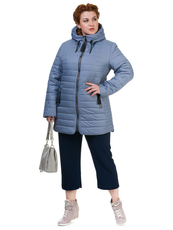 Ветровка текстиль, цвет синий, арт. 15700329  - цена 5290 руб.  - магазин TOTOGROUP