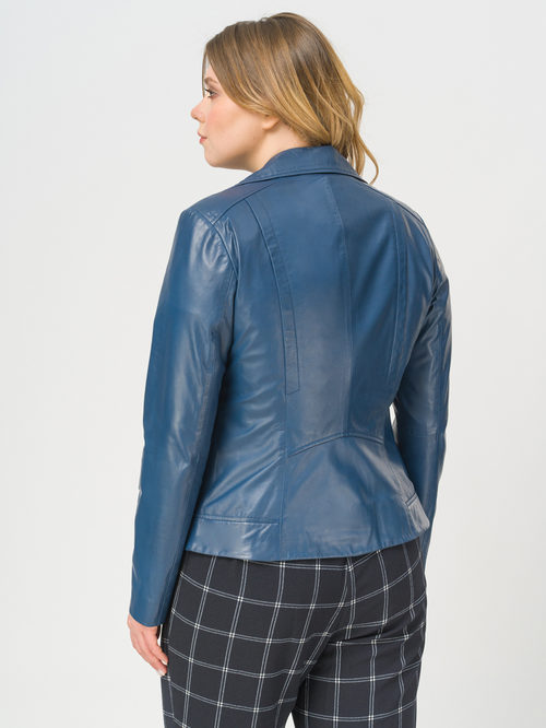 Кожаная куртка артикул 15802500/48 - фото 3