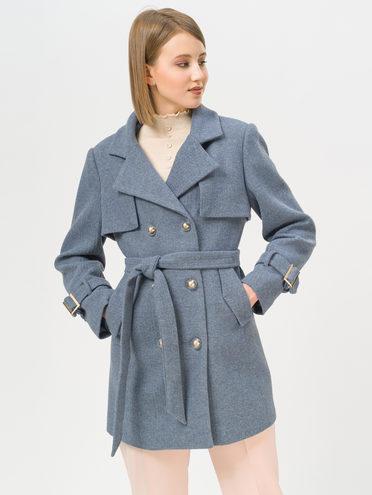 Текстильная куртка 100% полиэстер, цвет синий, арт. 15810140  - цена 5590 руб.  - магазин TOTOGROUP