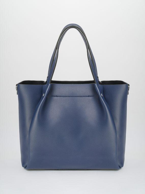 Сумка эко-кожа 100% П/А, цвет синий, арт. 15810459  - цена 1950 руб.  - магазин TOTOGROUP