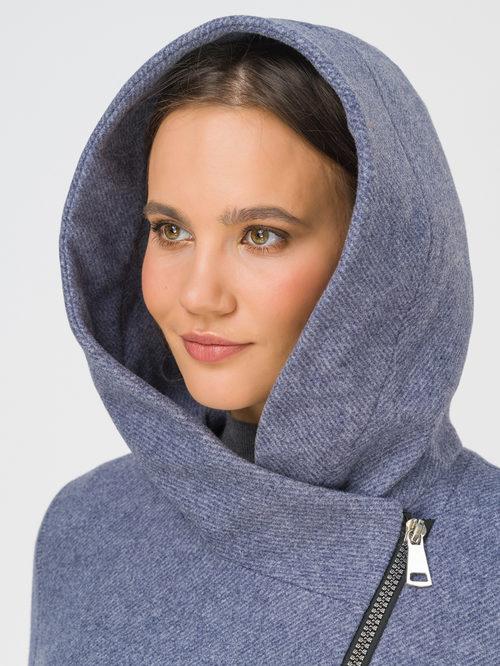 Текстильное пальто артикул 15810655/54 - фото 3