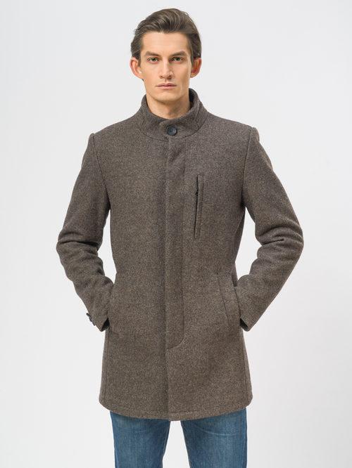Текстильное пальто артикул 16108966/48 - фото 2