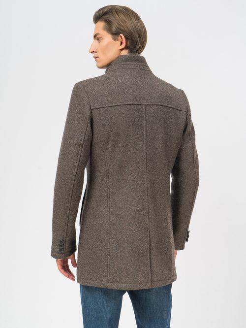 Текстильное пальто артикул 16108966/48 - фото 3
