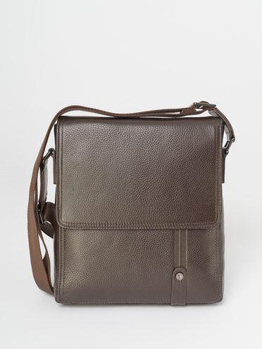 Сумка , цвет темно-коричневый, арт. 16810472  - цена 3590 руб.  - магазин TOTOGROUP
