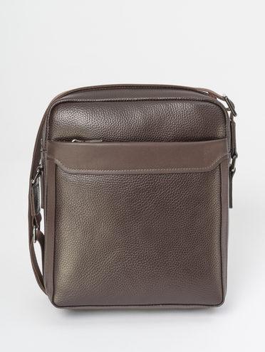 Сумка , цвет темно-коричневый, арт. 16810475  - цена 4740 руб.  - магазин TOTOGROUP