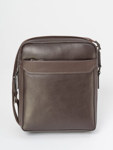 Сумка , цвет темно-коричневый, арт. 16810475  - цена 4990 руб.  - магазин TOTOGROUP