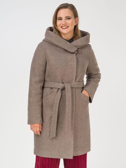 Текстильное пальто артикул 16810666/50 - фото 3