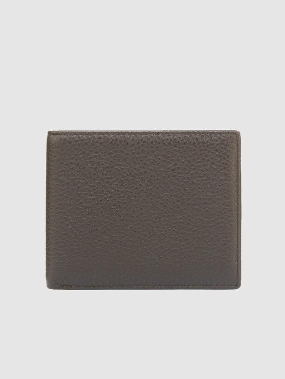 Кошелек кожа флоттер, цвет темно-коричневый, арт. 16903366  - цена 840 руб.  - магазин TOTOGROUP