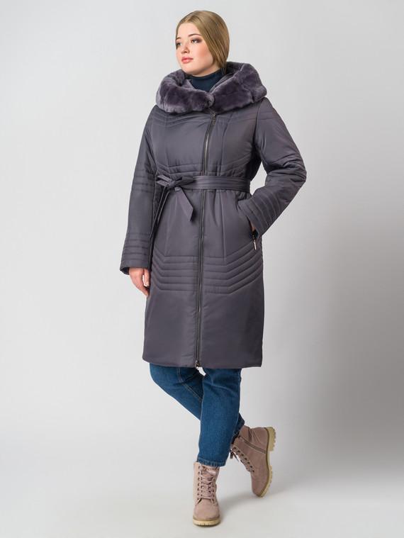 Пуховик текстиль, цвет фиолетовый, арт. 17006458  - цена 14990 руб.  - магазин TOTOGROUP