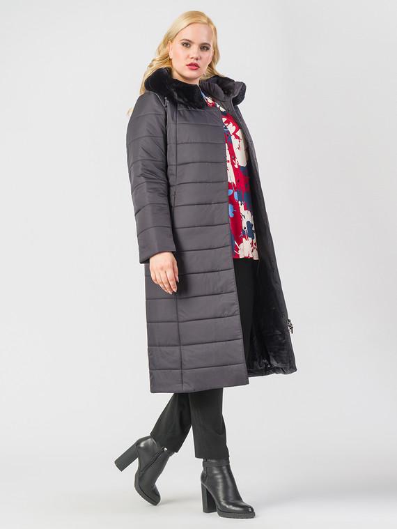 Пуховик текстиль, цвет фиолетовый, арт. 17006464  - цена 14190 руб.  - магазин TOTOGROUP