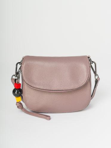 Сумка кожа теленок, цвет фиолетовый, арт. 17107882  - цена 4490 руб.  - магазин TOTOGROUP