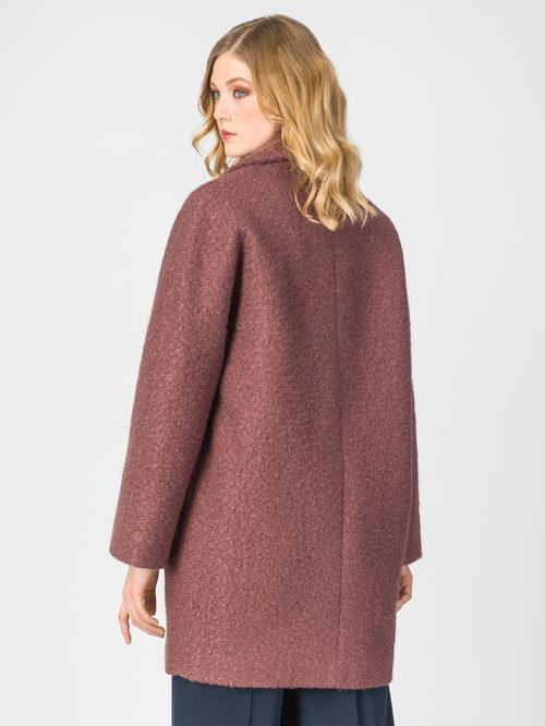 Текстильное пальто артикул 17107903/44 - фото 3