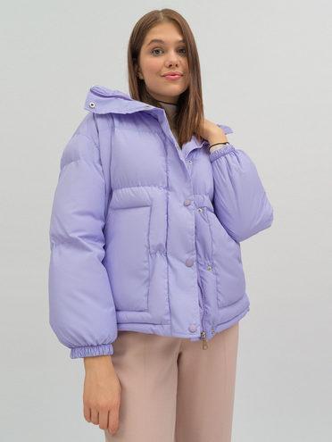 ПУХОВИК 100% полиэстер, цвет фиолетовый, арт. 17720143  - цена 3990 руб.  - магазин TOTOGROUP