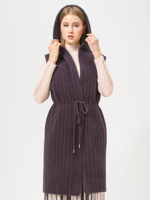 Текстильное пальто , цвет фиолетовый, арт. 17810135  - цена 2990 руб.  - магазин TOTOGROUP