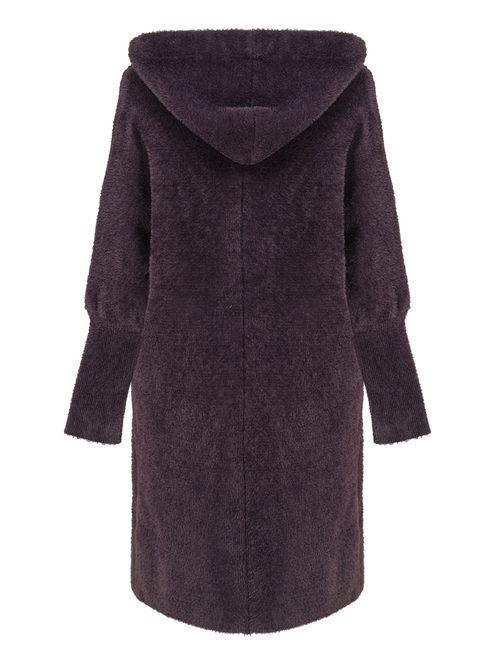 Текстильное пальто артикул 17810266/46 - фото 2