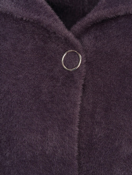 Текстильное пальто артикул 17810266/46 - фото 3