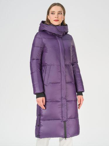 Пуховик 100% полиэстер, цвет фиолетовый, арт. 17810627  - цена 9490 руб.  - магазин TOTOGROUP