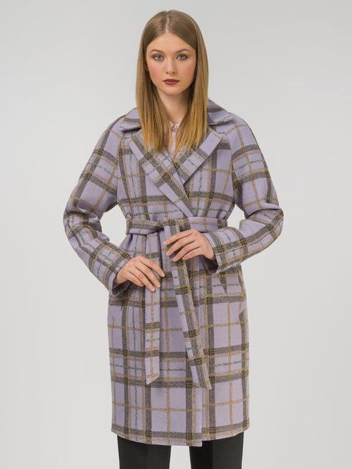 Текстильное пальто артикул 17810665/42 - фото 2