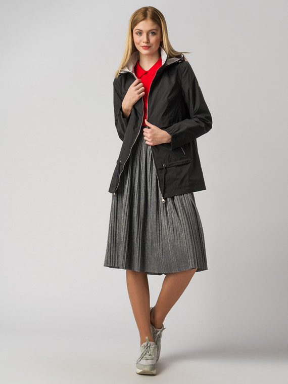 Ветровка 100% п/э, цвет черный, арт. 18005728  - цена 3590 руб.  - магазин TOTOGROUP