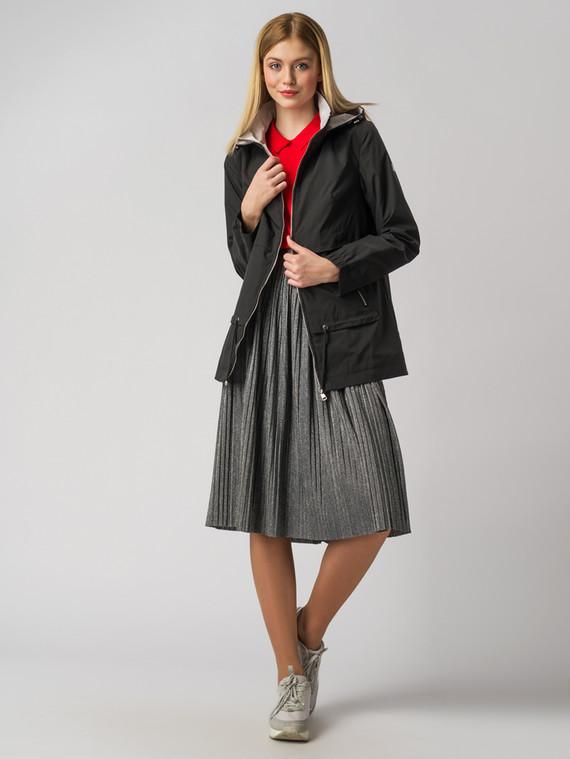 Ветровка 100% п/э, цвет черный, арт. 18005728  - цена 4990 руб.  - магазин TOTOGROUP