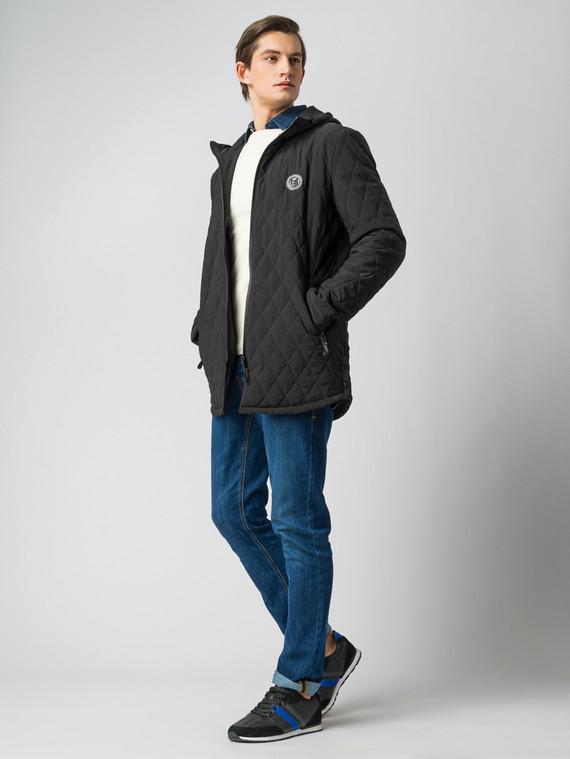 Ветровка текстиль, цвет черный, арт. 18005810  - цена 3390 руб.  - магазин TOTOGROUP