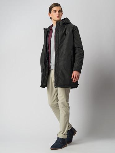 Ветровка текстиль, цвет черный, арт. 18005812  - цена 2690 руб.  - магазин TOTOGROUP