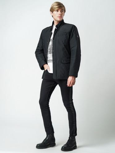 Ветровка текстиль, цвет черный, арт. 18005963  - цена 3390 руб.  - магазин TOTOGROUP