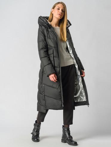 Пуховик текстиль, цвет черный, арт. 18006202  - цена 9490 руб.  - магазин TOTOGROUP