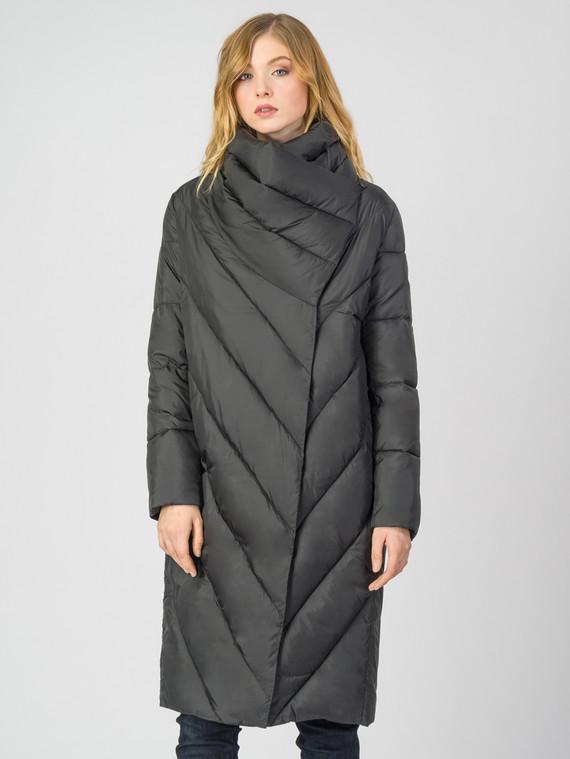 Пуховик текстиль, цвет черный, арт. 18006207  - цена 10590 руб.  - магазин TOTOGROUP