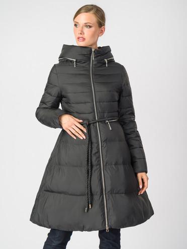 Пуховик текстиль, цвет черный, арт. 18006243  - цена 11990 руб.  - магазин TOTOGROUP