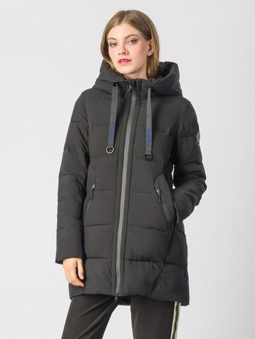 Пуховик текстиль, цвет черный, арт. 18006260  - цена 7990 руб.  - магазин TOTOGROUP