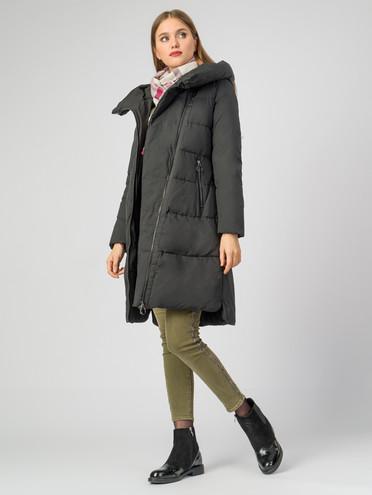 Пуховик текстиль, цвет черный, арт. 18006268  - цена 8990 руб.  - магазин TOTOGROUP