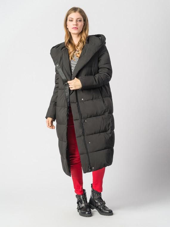 Пуховик текстиль, цвет черный, арт. 18006275  - цена 8990 руб.  - магазин TOTOGROUP