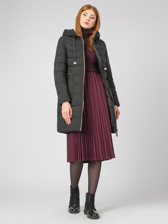 Пуховик текстиль, цвет черный, арт. 18006282  - цена 4990 руб.  - магазин TOTOGROUP