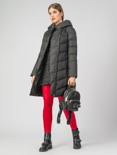 Пуховик текстиль, цвет черный, арт. 18006296  - цена 7990 руб.  - магазин TOTOGROUP