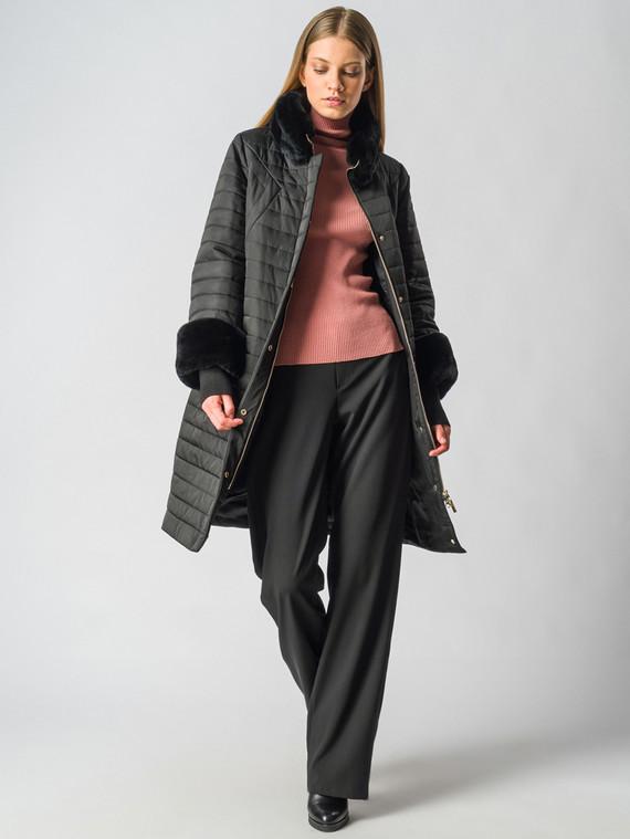 Пуховик текстиль, цвет черный, арт. 18006346  - цена 25590 руб.  - магазин TOTOGROUP
