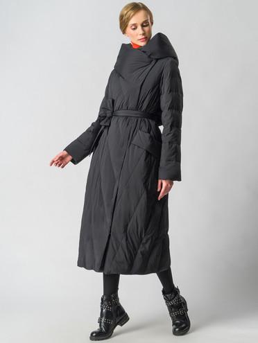 Пуховик текстиль, цвет черный, арт. 18006354  - цена 25590 руб.  - магазин TOTOGROUP