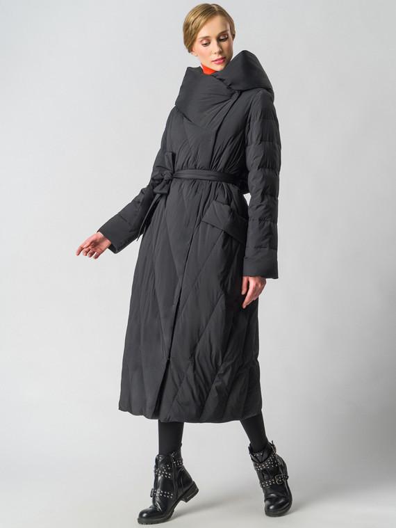 Пуховик текстиль, цвет черный, арт. 18006354  - цена 26990 руб.  - магазин TOTOGROUP