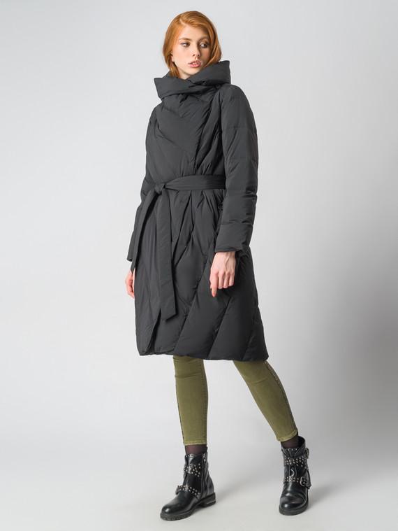 Пуховик текстиль, цвет черный, арт. 18006355  - цена 14990 руб.  - магазин TOTOGROUP