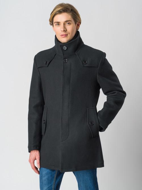 Текстильное пальто артикул 18006434/48 - фото 2
