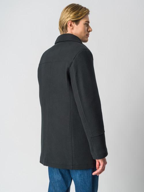 Текстильное пальто артикул 18006436/48 - фото 3