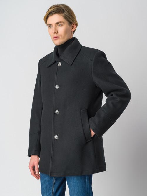 Текстильное пальто артикул 18006438/48 - фото 2