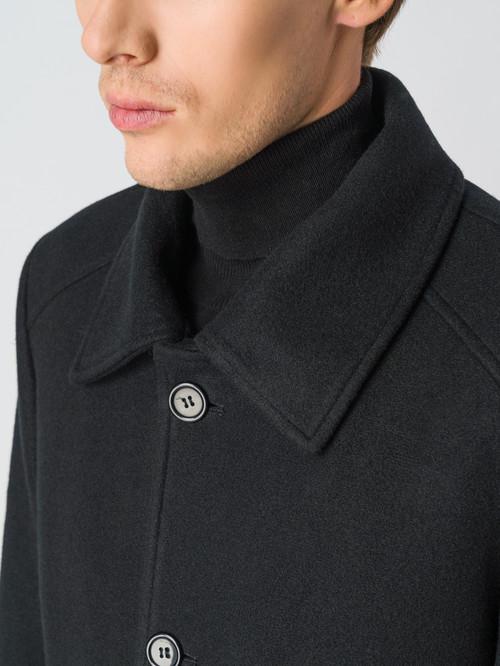 Текстильное пальто артикул 18006438/48 - фото 4