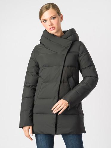 Пуховик текстиль, цвет черный, арт. 18006444  - цена 4740 руб.  - магазин TOTOGROUP